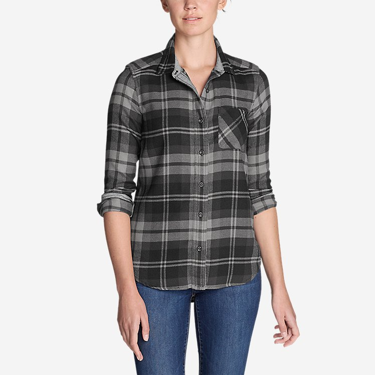 Women's Catalyst Flannel Shirt large version