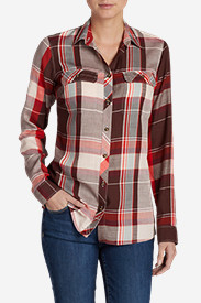 Women's Tranquil Long-Sleeve Shirt - Pattern