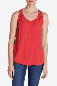 Women's Thistle Tank Top - Solid