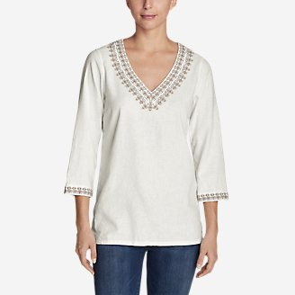 Thumbnail View 1 - Women's Vista Point Tunic w/ Embroidery