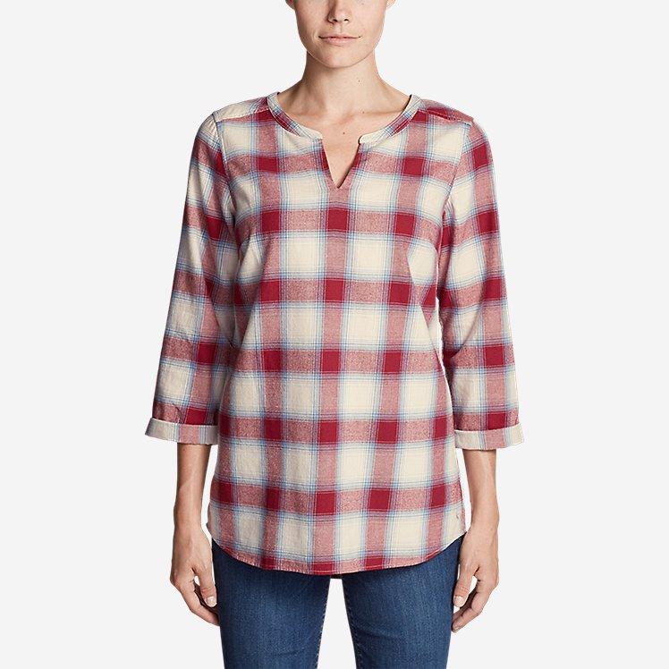 Women's Stine's Favorite Flannel Tunic large version