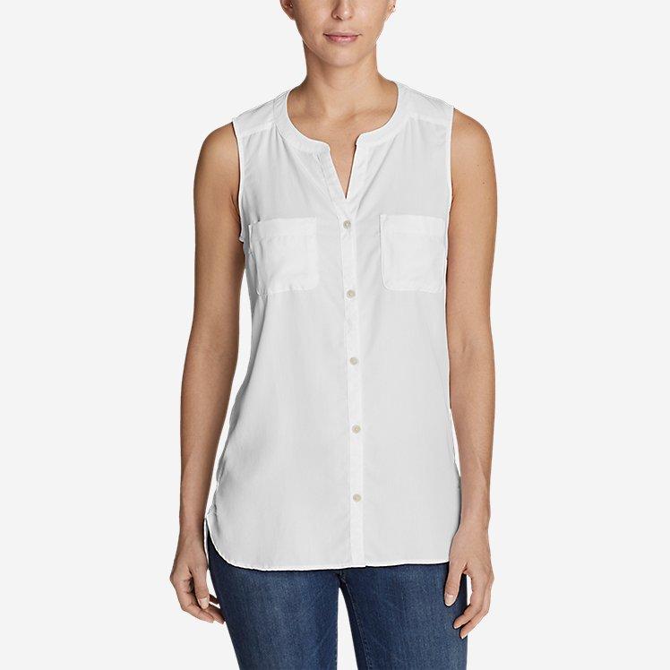 Women's Tranquil Sleeveless Tunic Shirt large version