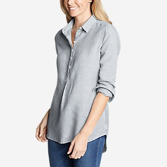 Thumbnail View 1 - Women's Emmons Vista Long-Sleeve Tunic