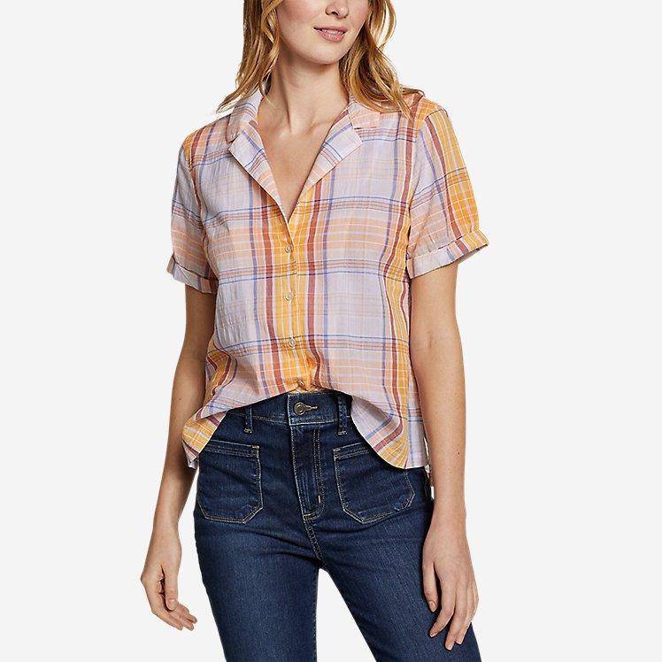 Women's Packable Camp Shirt large version