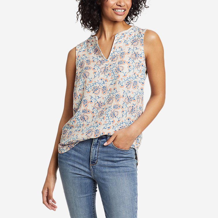 Women's Carry-On Tank Top large version