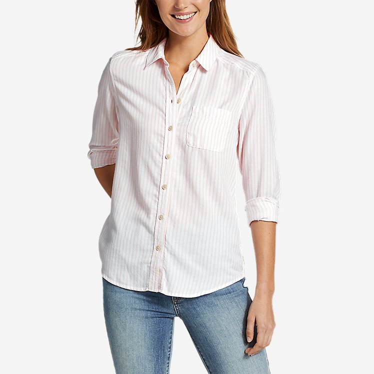 Women's Tranquil One-Pocket Shirt large version