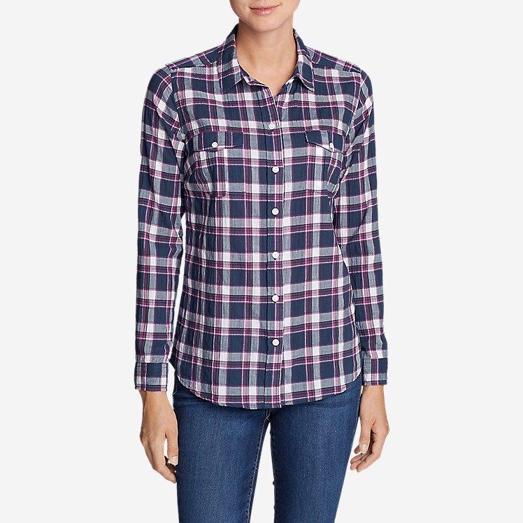 Women's Classic Packable Shirt large version