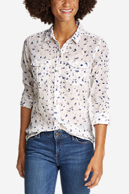 Women's Packable Shirt - Print