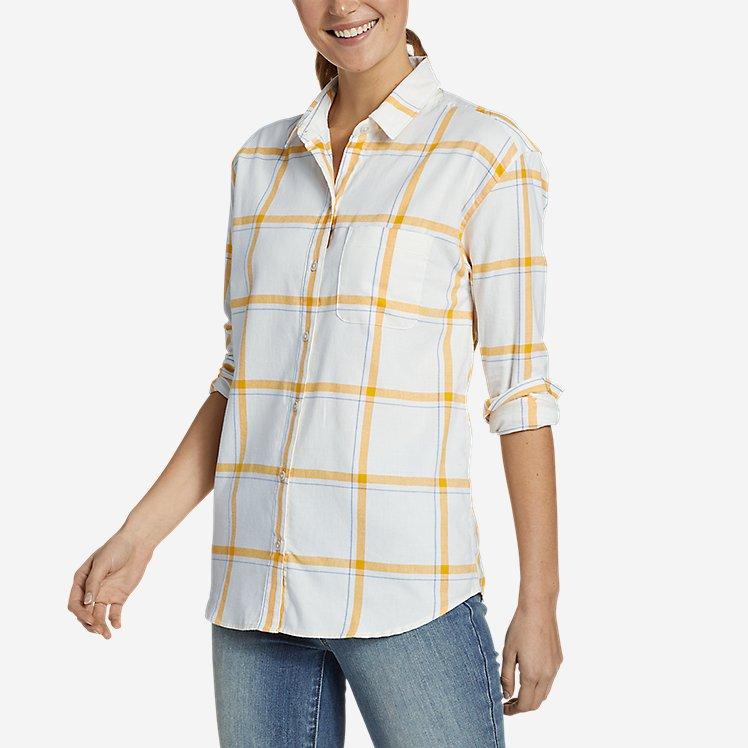 Women's Stine's Favorite Spring Flannel 2.0 Shirt - Boyfriend large version