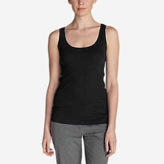Thumbnail View 1 - Women's Lookout 2x2 Rib Tank Top