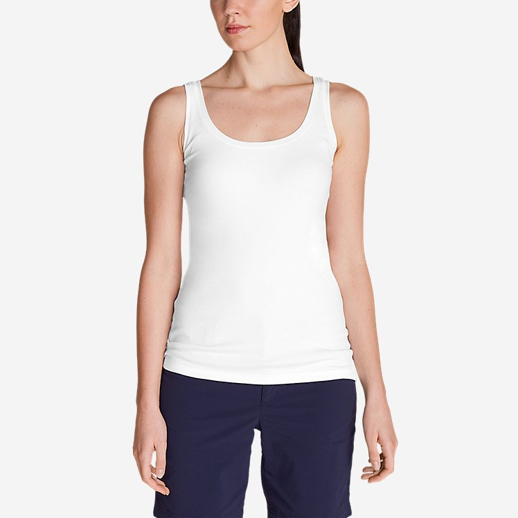 Women's Lookout 2x2 Rib Tank Top large version