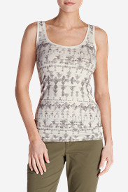 Women's Lookout Tank Top - Print