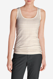 Women's Lookout Tank Top - Stripe