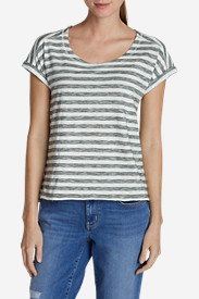 Women's Cascade T-Shirt - Stripe