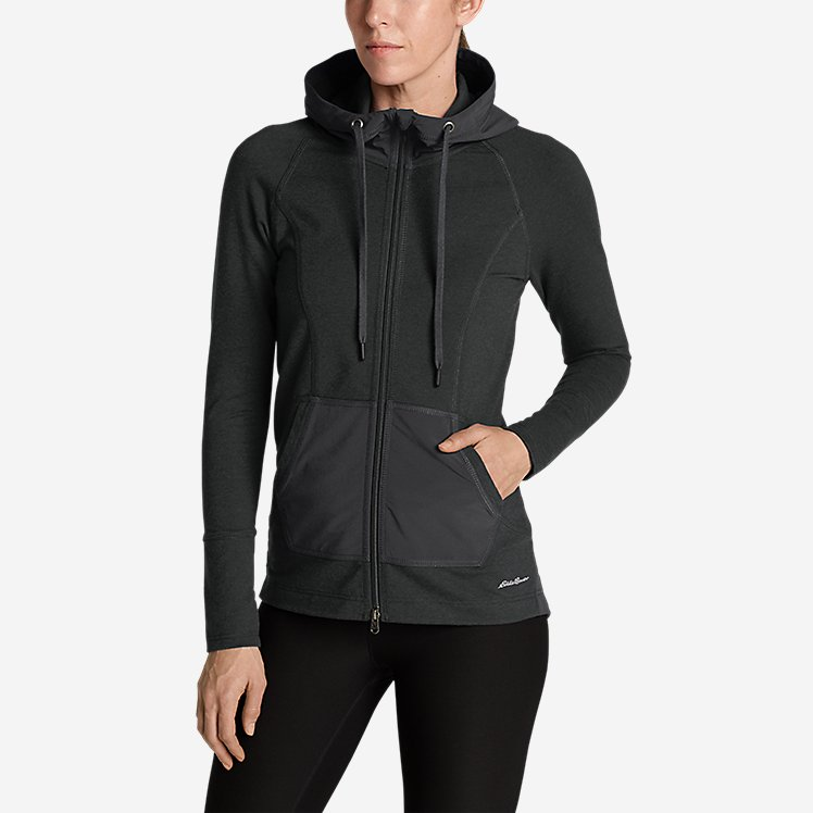 Women's Summit Full-Zip Hoodie large version