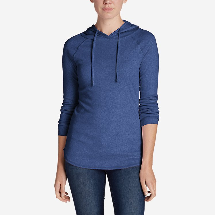 Women's Favorite Pullover Hoodie - Solid large version