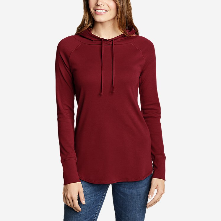 Women's Favorite Pullover Hoodie - Solid large version