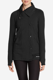 Women's Summit Asymmetrical Jacket - Solid