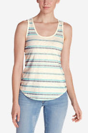 Women's Ravenna Tank Top - Striped