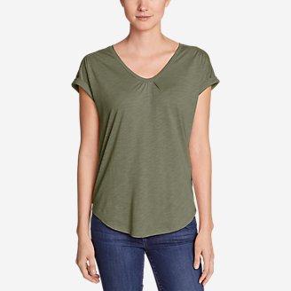 Thumbnail View 1 - Women's Gatecheck Tunic T-Shirt