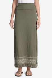 Women's Laurel Canyon Maxi Skirt