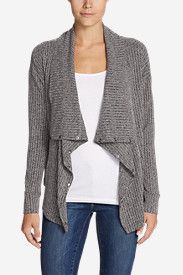 Women's 7 Days 7 Ways Ribbed Cardigan