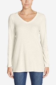 Women's Stine's Favorite Exploded Waffle Novelty Top