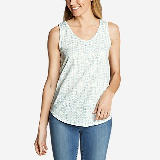 Thumbnail View 1 - Women's Ravenna Tank Top - Print
