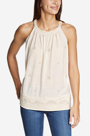 Women's Mountain Meadow Embroidered Cami