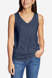 Women's Ravenna Embroidered Tank Top