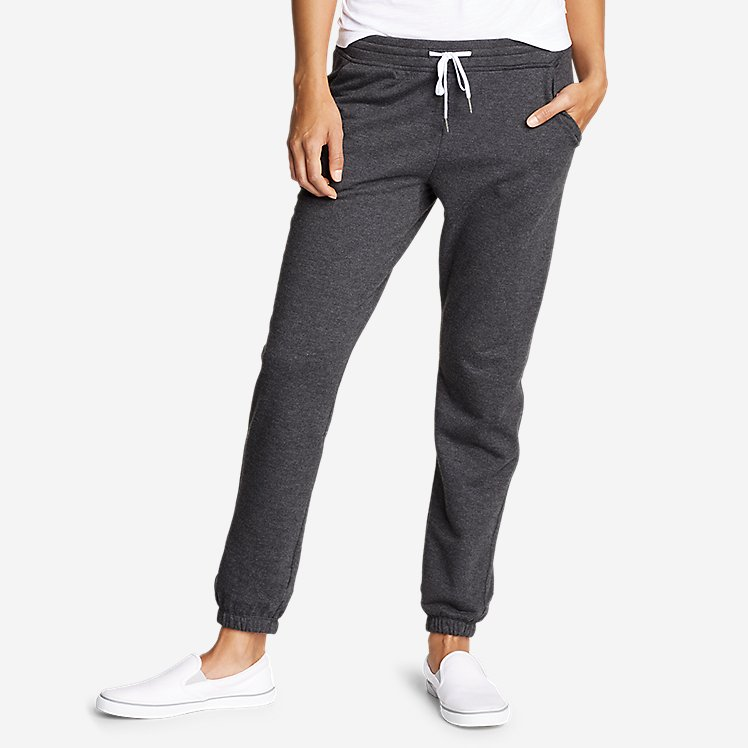 Women's Camp Fleece Jogger Pants large version