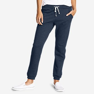 Thumbnail View 1 - Women's Camp Fleece Jogger Pants