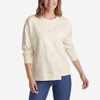Thumbnail View 1 - Women's Americana Sweatshirt - Star