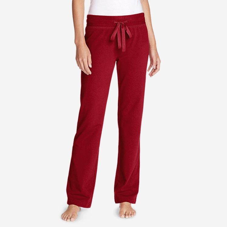 Women's Cabin Fleece Pants large version