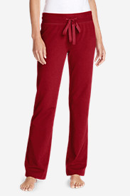 Women's Brushed Fleece Pants