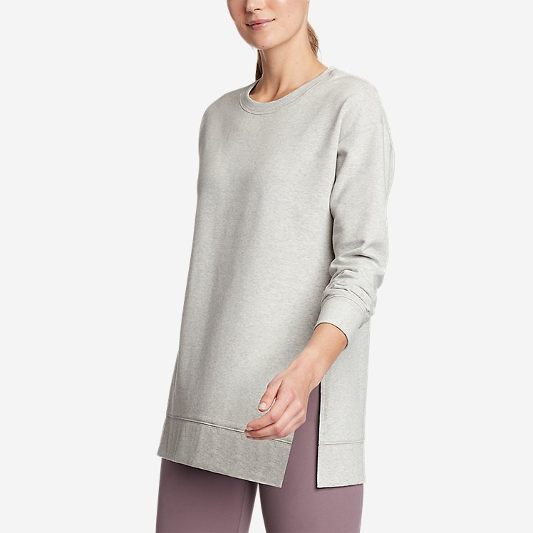 Women's Motion Cozy Camp Long-Sleeve Tunic large version