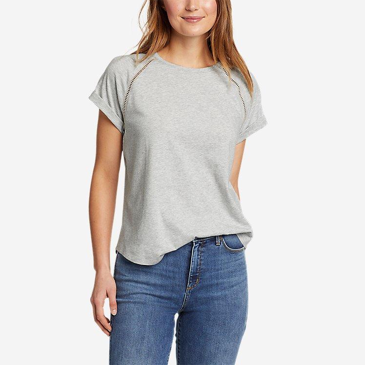 Women's Myriad Roll-Sleeve T-Shirt large version