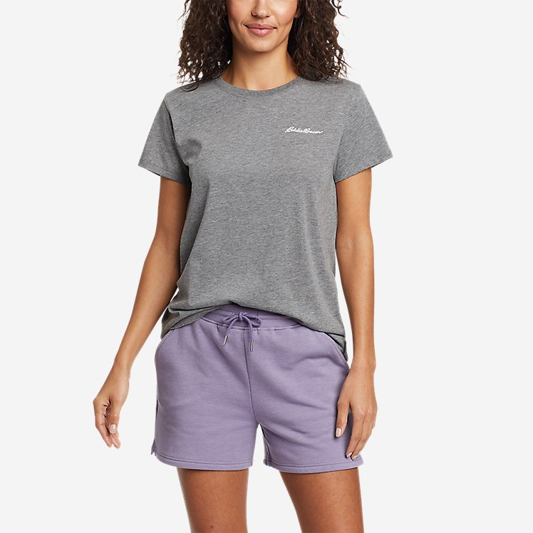 Women's Graphic T-Shirt - Outdoor Locations large version