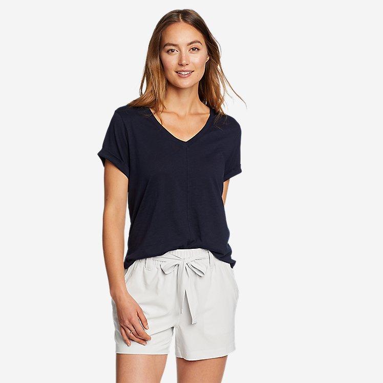 Women's Gate Check Short-Sleeve T-Shirt large version