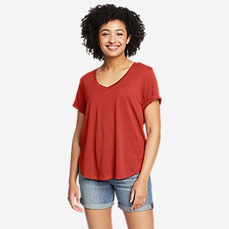 Thumbnail View 1 - Women's Gate Check Short-Sleeve T-Shirt