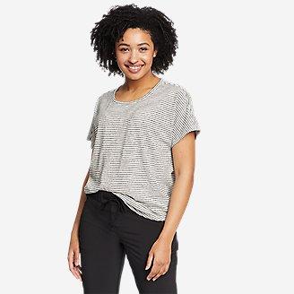 Thumbnail View 1 - Women's Solstice Slub Dolman-Sleeve T-Shirt