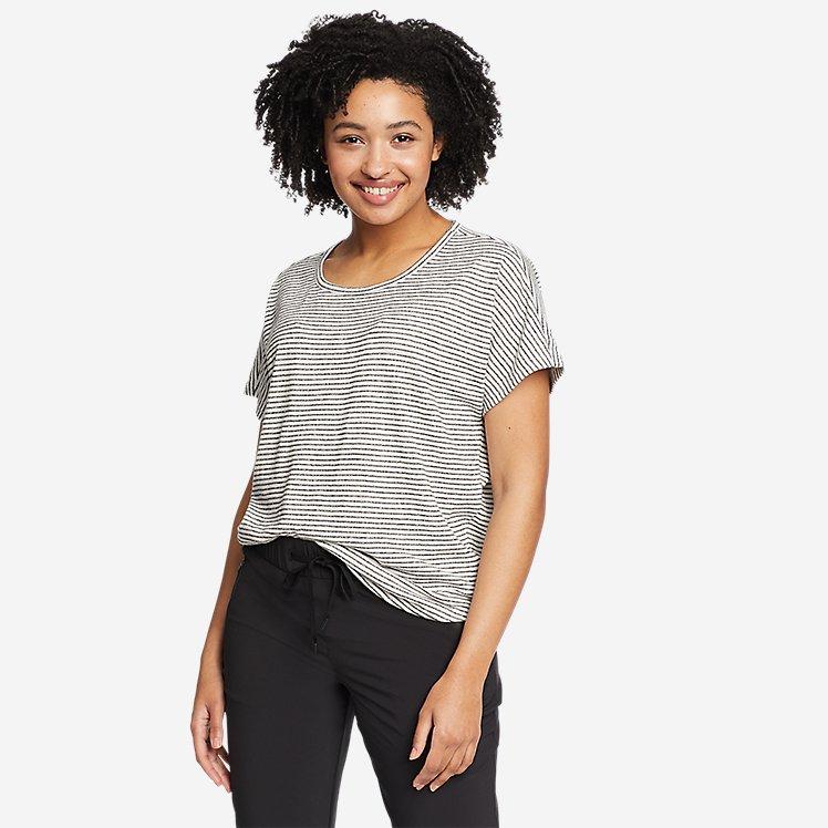 Women's Solstice Slub Dolman-Sleeve T-Shirt large version