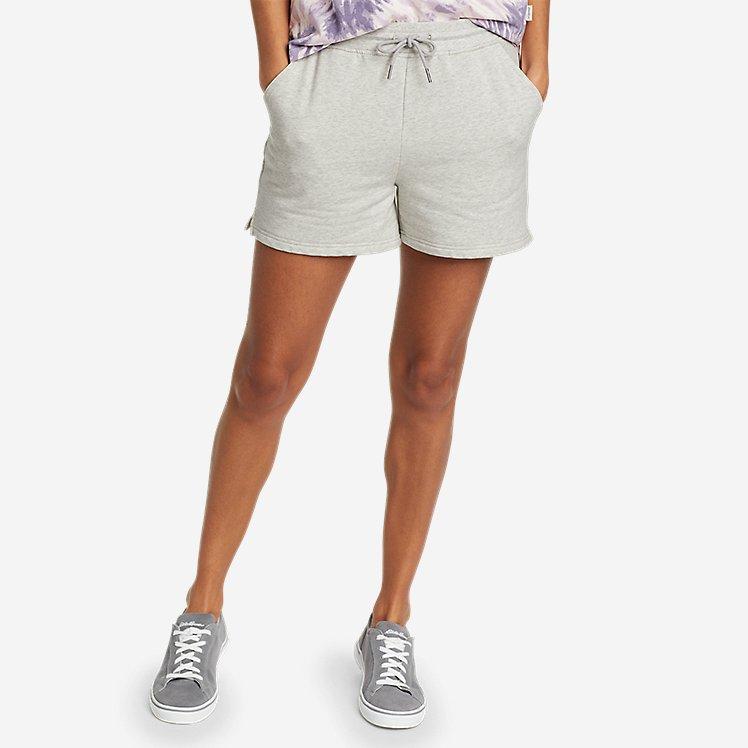 Women's Cozy Camp Fleece Shorts large version