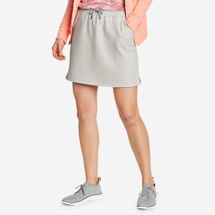 Women's Cozy Camp Fleece Skirt large version