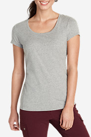 Women's Lookout Short-Sleeve T-Shirt - Solid