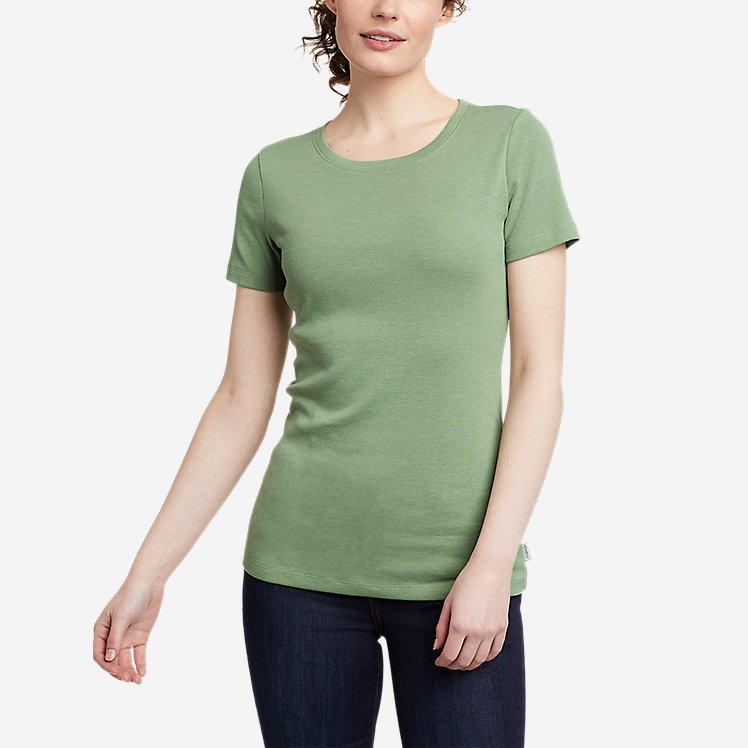 Women's Favorite Short-Sleeve Crewneck T-Shirt large version