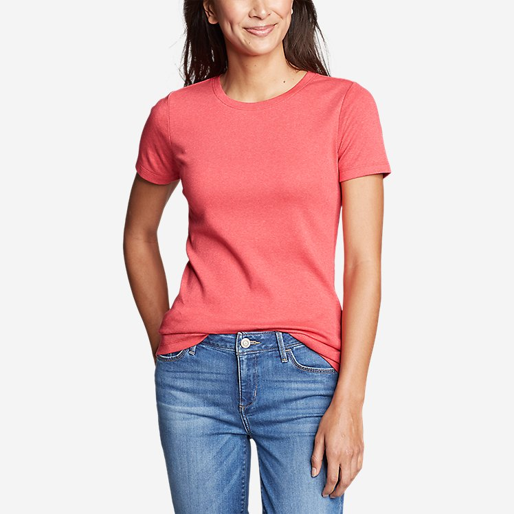 Women's Favorite Short-Sleeve Crewneck T-Shirt large version