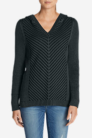 Womens Henley Sweater