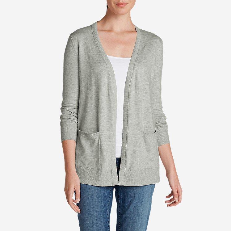 Women's Christine Boyfriend Cardigan Sweater large version