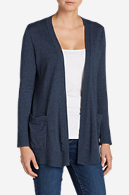 Women's Boyfriend Travel Cardigan